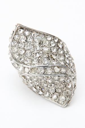 Кольцо Bebe. Цвет: серебряный