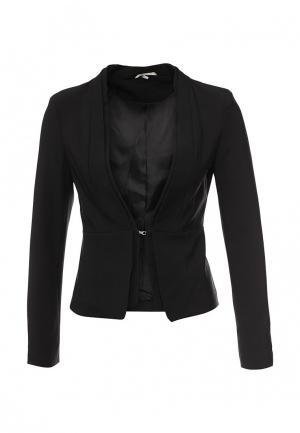 Пиджак Adrixx. Цвет: черный