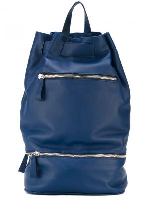 Portland backpack Orciani. Цвет: синий