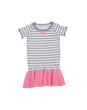 Платье BONNIE BABY. Цвет: розовый