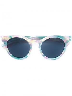 Солнцезащитные очки Barbes Ahlem. Цвет: многоцветный