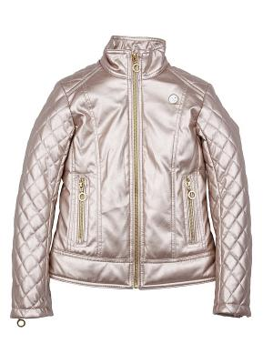 Куртка Pulka. Цвет: бежевый