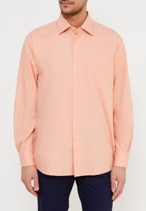 Рубашка VinzoVista. Цвет: коралловый