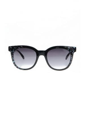 Солнцезащитные очки Migura. Цвет: черный, серый, голубой