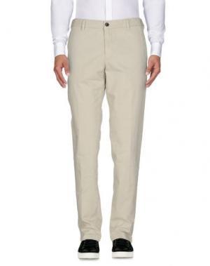 Повседневные брюки J.W. BRINE. Цвет: светло-серый