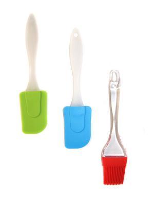 Набор кухонных принадлежностей DiMi. Цвет: зеленый, синий
