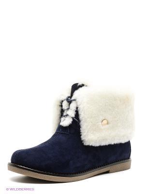 Ботинки Mario Ponti. Цвет: темно-синий