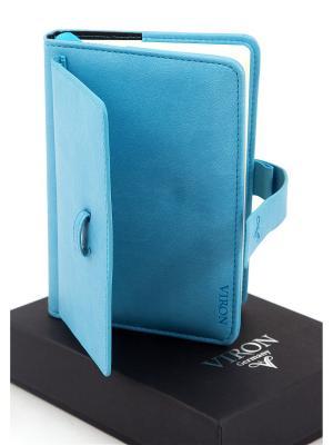 Ежедневник VIRON. Цвет: голубой