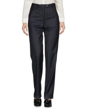 Повседневные брюки JACQUEMUS. Цвет: темно-синий