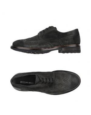 Обувь на шнурках XAGON MAN. Цвет: свинцово-серый