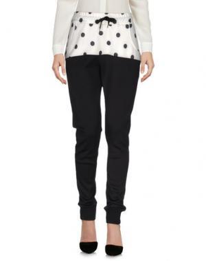 Повседневные брюки BLOMOR. Цвет: черный