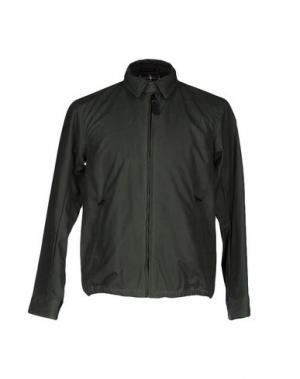 Куртка GLOVERALL. Цвет: зеленый-милитари