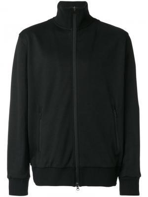 Куртка на молнии Y-3. Цвет: чёрный