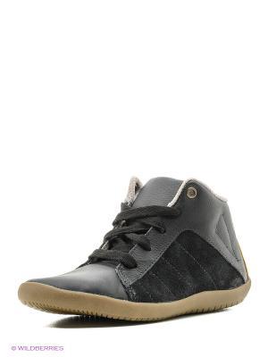 Ботинки Ortope. Цвет: черный