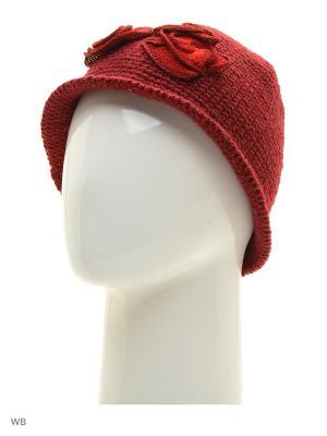 Шляпка Аленький цветочек ТТ. Цвет: бордовый