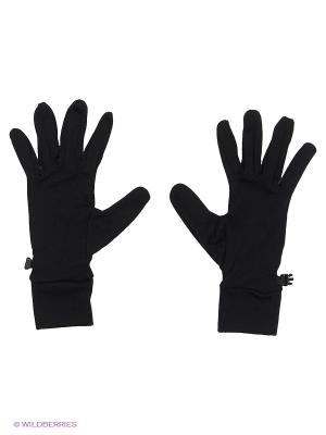 Перчатки Thermowave. Цвет: черный