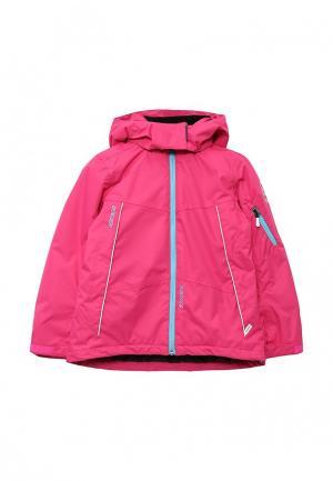 Куртка горнолыжная Reima. Цвет: розовый
