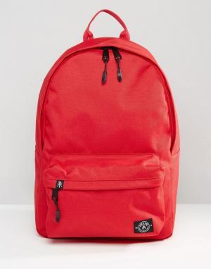 Parkland Красный рюкзак объемом 25 л Vintage. Цвет: красный