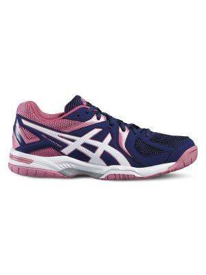 Спортивная обувь GEL-HUNTER 3 ASICS. Цвет: индиго, белый, лиловый