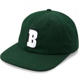 CAPITAL B FOREST GRN STRAPBACK BAKER. Цвет: assorted