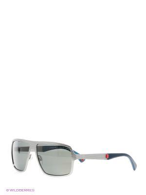 Очки ST 4026 300 Strellson. Цвет: серебристый
