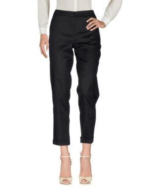 Повседневные брюки I BLUES. Цвет: черный