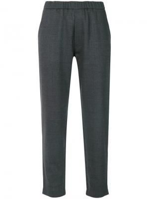 Укороченные брюки Barena. Цвет: none