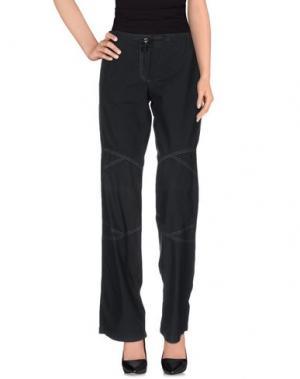 Повседневные брюки NORTH SAILS. Цвет: стальной серый