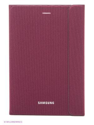 Чехол для Samsung Galaxy Tab S 8.5. Цвет: бордовый