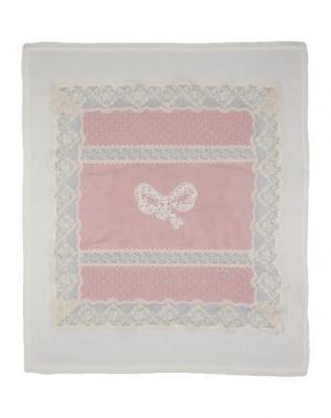 Одеяльце для младенцев LADIA. Цвет: светло-розовый