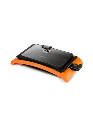 Электрический гриль. OURSSON. Цвет: оранжевый