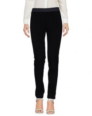 Повседневные брюки CALLENS. Цвет: черный