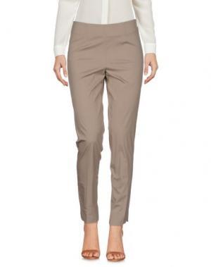 Повседневные брюки ROSSO35. Цвет: хаки
