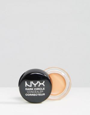 NYX Professional Makeup Консилер для темных кругов под глазами Make-Up. Цвет: бежевый