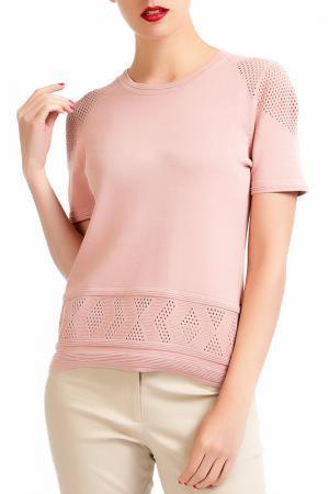 Блуза Isaco & Kawa. Цвет: розовый