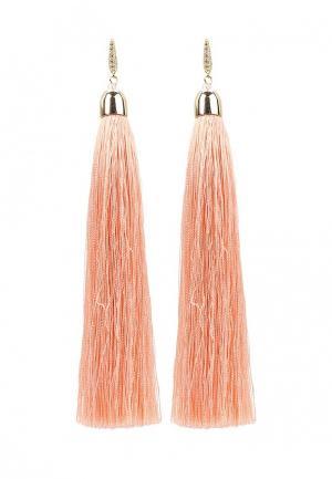 Серьги Marfa and Madonna. Цвет: розовый