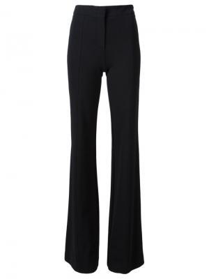 Расклешенные брюки Derek Lam. Цвет: чёрный