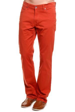 Джинсы Otto Kern. Цвет: оранжевый