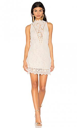 Платье cherie SAYLOR. Цвет: белый