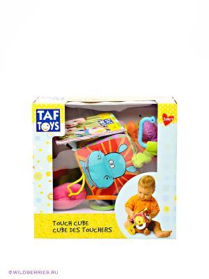 Кубик TAF TOYS. Цвет: зеленый, красный, синий