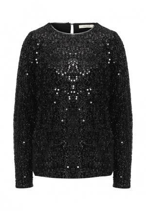 Блуза Oasis. Цвет: черный