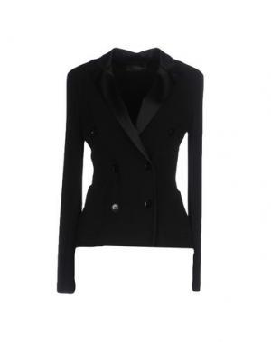 Пиджак LALTRAMODA. Цвет: черный