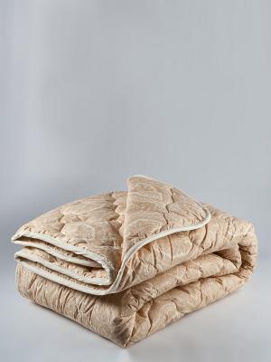 Одеяло Кашемир ТекСтиль. Цвет: бежевый