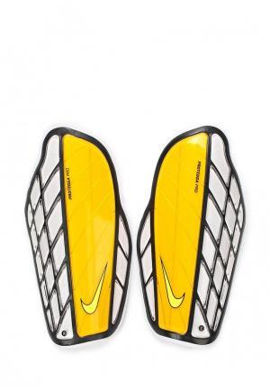 Щитки Nike. Цвет: оранжевый