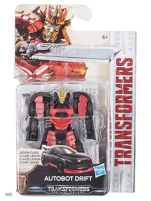 Трансформеры 5: Легион Transformers. Цвет: красный