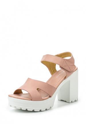 Босоножки Wilmar. Цвет: розовый