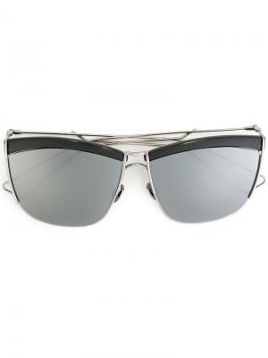 Солнцезащитные очки So Electric Dior Eyewear. Цвет: чёрный
