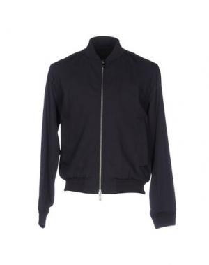 Куртка FAÇONNABLE. Цвет: темно-синий