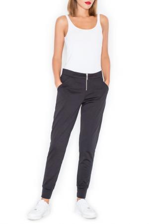 Pants KATRUS. Цвет: black