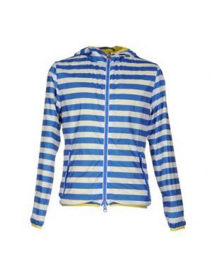 Куртка INVICTA. Цвет: лазурный